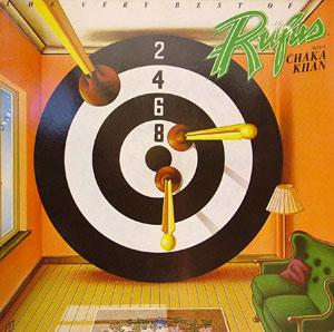 Album  Cover Rufus & Chaka Khan - The Very Best Of on ARISTA Records from 1982
