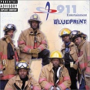 Album  Cover 911 - Blueprint on K.R. ENTERTAINMENT Records from 2001