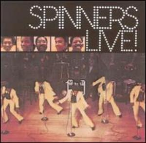 Album  Cover The Spinners - Spinners Live! on ATLANTIC Records from 1975