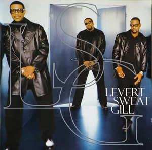 Album  Cover Lsg - Levert, Sweat, Gill on EAST WEST Records from 1997