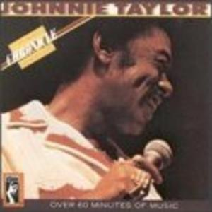 Front Cover Album Johnnie Taylor - In Control