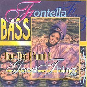 Album  Cover Fontella Bass - Now That I Found A Good Thing on JEWEL Records from 1996