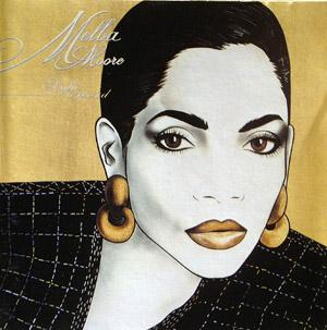 Front Cover Album Melba Moore - Soul Exposed