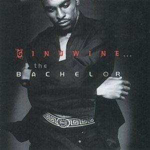 Album  Cover Ginuwine - The Bachelor on SONY Records from 1996