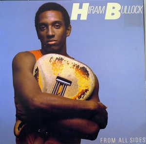Front Cover Album Hiram Bullock - From All Sides