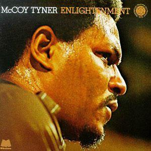 Album  Cover Mccoy Tyner - Enlightenment on MILESTONE Records from 1973