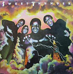 Album  Cover Sweet Thunder - Sweet Thunder on FANTASY Records from 1978