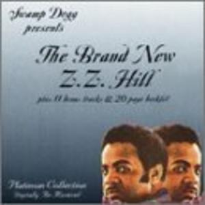 Album  Cover Z.z. Hill - The Brand New Z Z Hill on MANKIND Records from 1972