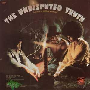 Album  Cover The Undisputed Truth - Undisputed Truth on GORDY Records from 1971