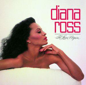 Front Cover Album Diana Ross - To Love Again