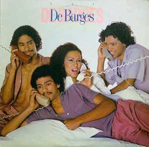 Front Cover Album The Debarges - The Debarges