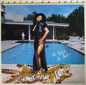 Album  Cover Denise Lasalle - The Bitch Is Bad on ABC Records from 1977