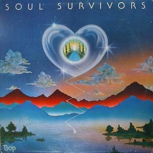 Front Cover Album Soul Survivors - Soul Survivors