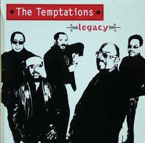 Album  Cover The Temptations - Legacy on MOTOWN Records from 2004