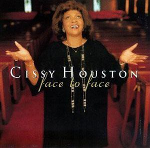 Front Cover Album Cissy Houston - Face To Face