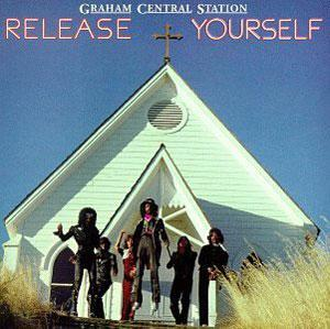 Front Cover Album Larry Graham And Graham Central Station - Release Yourself
