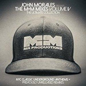 Album  Cover Various Artists - John Morales – The M+m Mixes Volume Iv on BBQ Records from 2017