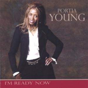 Album  Cover Portia Young - I'm Ready Now on FREEDOM Records from 2004