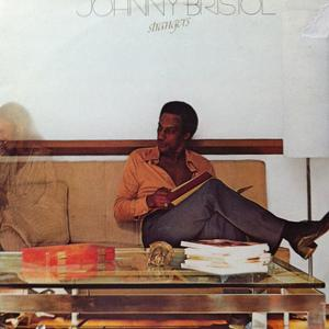 Album  Cover Johnny Bristol - Strangers on ATLANTIC Records from 1979