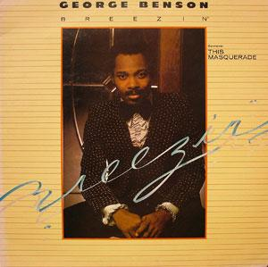 Album  Cover George Benson - Breezin' on WARNER BROS. Records from 1976