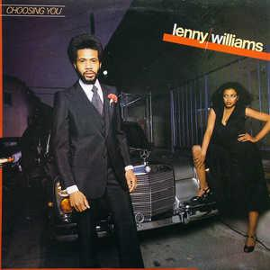 Album  Cover Lenny Williams - Choosing You on ABC Records from 1977