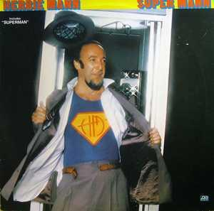 Album  Cover Herbie Mann - Super Mann on ATLANTIC Records from 1978
