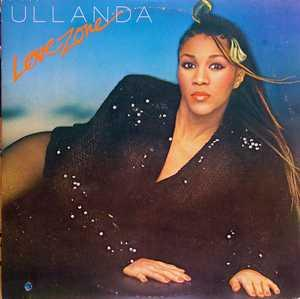 Front Cover Album Ullanda Mccullough - Love Zone