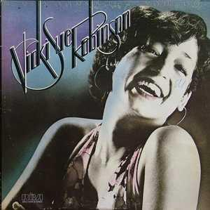 Album  Cover Vicki Sue Robinson - Never Gonna Let You Go on RCA Records from 1976