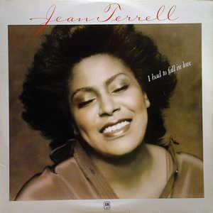 Front Cover Album Jean Terrell - I Had To Fall In Love