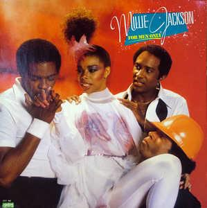 Album  Cover Millie Jackson - For Men Only on SPRING Records from 1980