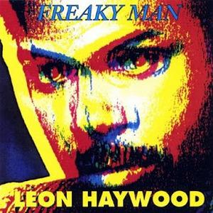 Album  Cover Leon Haywood - Freaky Man on  Records from 1994