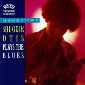 Album  Cover Shuggie Otis - Shuggie's Boogie: Shuggie Otis Plays The Blues on EPIC / LEGACY Records from 1994