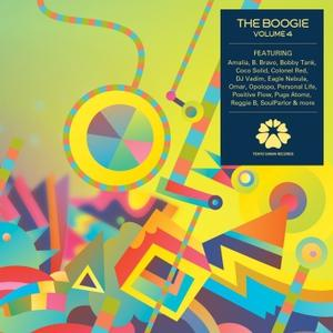 Album  Cover Various Artists - Tokyo Dawn Records The Boogie Volume 4 on TOKYO DAWN Records from 2015