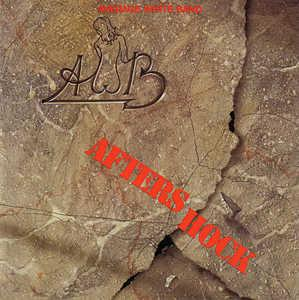 Album  Cover Average White Band - Aftershock on TRACK Records from 1988