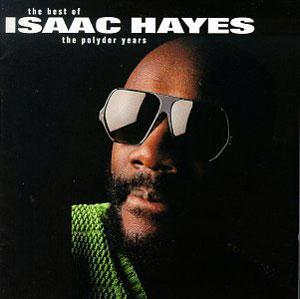 Front Cover Album Isaac Hayes - The Best Of  The Polydor Years