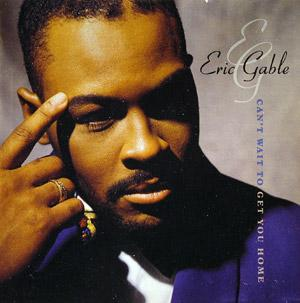 Album  Cover Eric Gable - Can't Wait To Get You Home on ORPHEUS Records from 1991