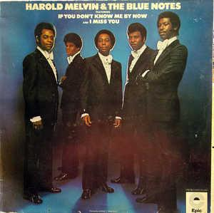 Album  Cover Harold Melvin & The Blue Notes - Harold Melvin & The Blue Notes on PHILADELPHIA INTERNATIONAL Records from 1972