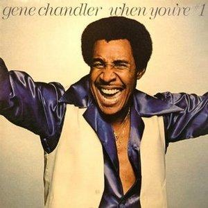 Album  Cover Gene Chandler - When You're #1 on CHI SOUND Records from 1979