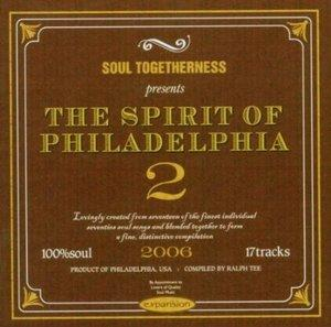 Album  Cover Various Artists - The Spirit Of Philadelphia Volume 2 on EXPANSION Records from 2006