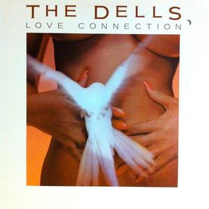 Front Cover Album The Dells - Love Connection