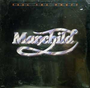 Album  Cover Manchild - Feel The Phuff on UNITED ARTISTS Records from 1978