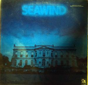 Front Cover Album Seawind - Seawind