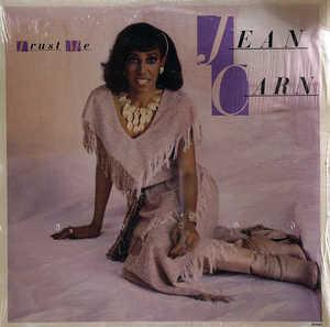 Album  Cover Jean Carne - Trust Me on MOTOWN Records from 1983