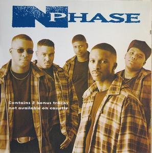 Front Cover Album N Phase - N Phase