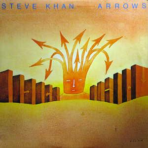 Album  Cover Steve Khan - Arrows on CBS Records from 1979