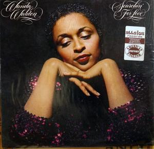 Album  Cover Wanda Walden - Searchin' For Love on ELEKTRA Records from 1981