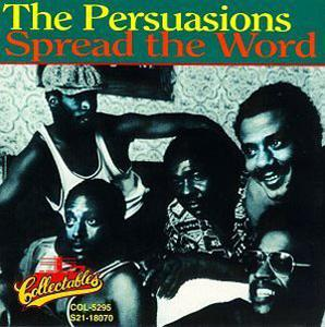 Album  Cover The Persuasions - Spread The Word on CAPITOL Records from 1972