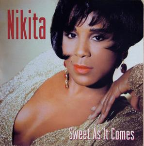 Album  Cover Nikita - Sweet As It Comes on MOTOWN Records from 1992