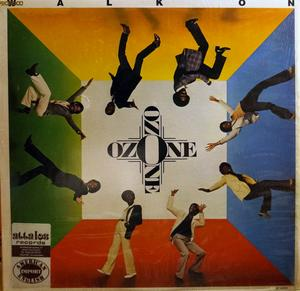 Front Cover Album Ozone - Walk On