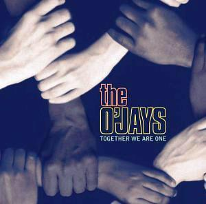 Front Cover Album The O'jays - Together We Are One